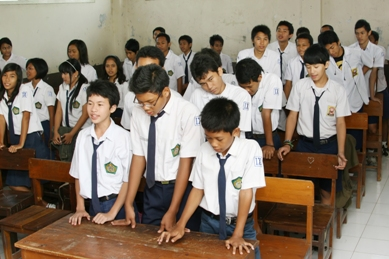 para siswa
