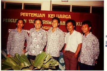 Ki H Paiman, Ki Narto, Ki Khoiruddin Kamal, Ki Sugiyono, Ki zaenal Arifin